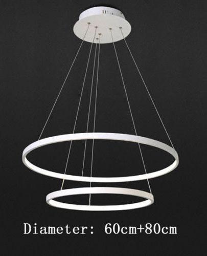2 Anéis Diâmetro 60cm + 80cm