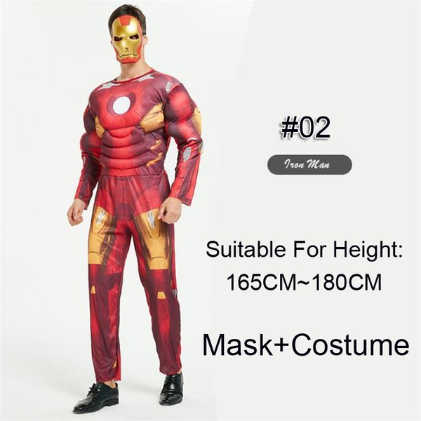 #02 Iron Man(Red)