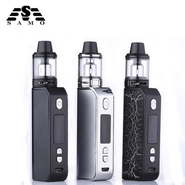 Hot Sale 80W e cigarettes for liquid box mod kit vapor smoke vape pen electronic cigarette vaper smoking vaporizer hookah vapes