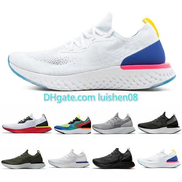 Epic React Running Schuhe für Herren Damen Instant Go Fly Breath Komfortable Männer Sport Outdoor Trainer Turnschuhe Zapatos Größe 36-45 v3