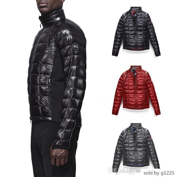 2019 canada men goose hybridge lite brookvale white down jacket fashionable winter coats warm parka dhl thumbnail