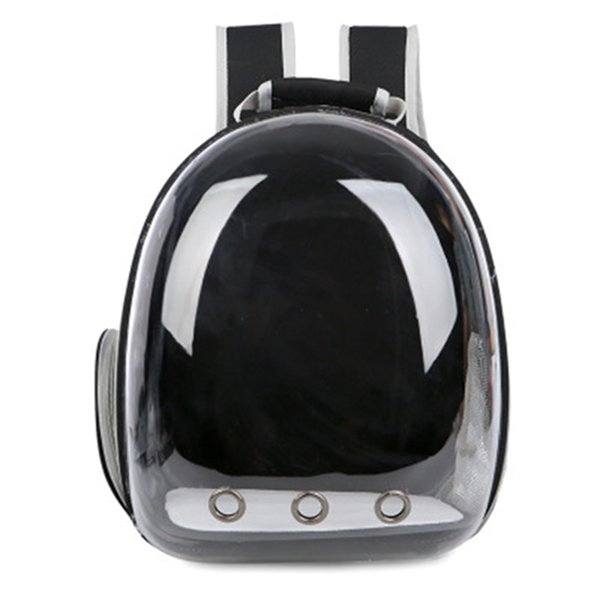Portable Pet Carrier Space Capsule Sac À Dos DogCat Bubble Carriers Traveller Sac Pour Chats Petits Chiens Respirant Design Capsule Spatiale Chat-voiture