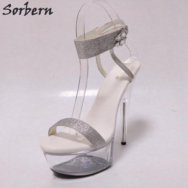 Neuer Stil Sorbern Rosa Schuhe Größe 10 Glänzende Dame