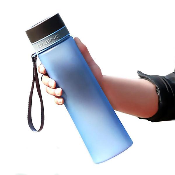 1000ml Bpa Free Water Bottles Bicycle Camping Cycling Sport Plastic Drink Tea Infuser Water Bottle Shaker Bottle C19041601