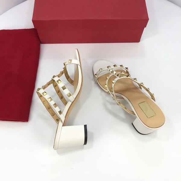 Top sandalias de las mujeres con la bolsa para polvo correcta impresión de lujo zapatos de diseño de serpiente diapositiva de la manera verano wide yz19012608 plana sandalias del deslizador