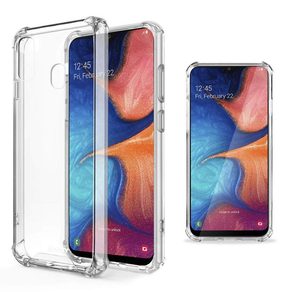 coque transparente anti choc samsung galaxy a10