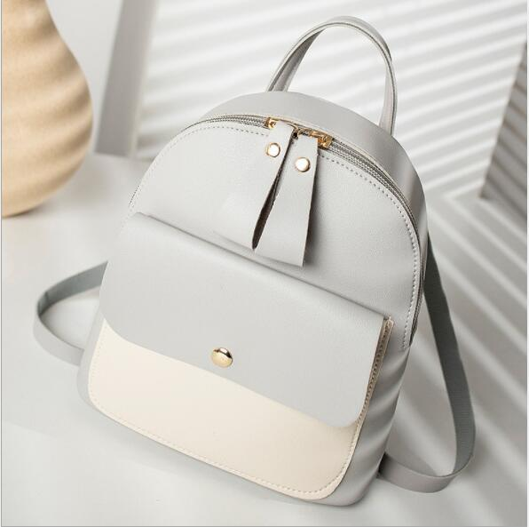 2019 New Korean Style Of The Summer Mini Backpack Slung Female Bag All Matching Shoulder Purse With A Variety Of Back