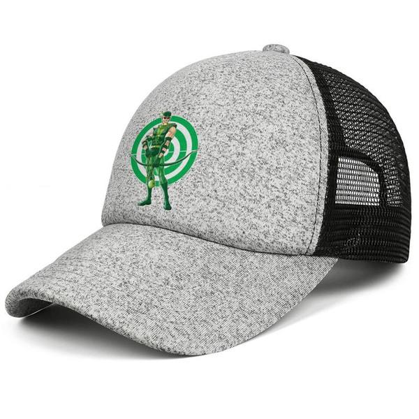 Green Arrow Boxing gloves Arrow target kids baseball caps Casual Teen baseball cap Rugged grey cap fashion baseball caps hats