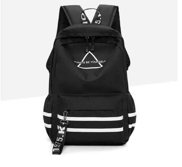 Designer Backpack Famous Brand Backpacks for Teenage Girls with Top Double Zipper Men Fashion Travel Book Bags Style Genuine Leather