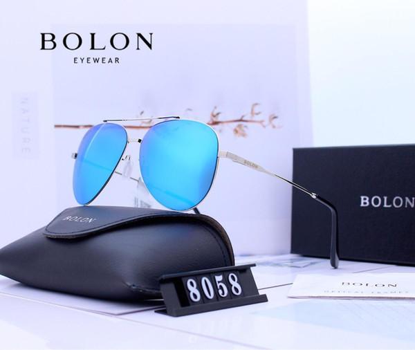 2019 New Men's Sunglasses Design Attitude Women's Sunglasses Women's Oversize Sunglasses Square Frame Outdoor Cool Men's