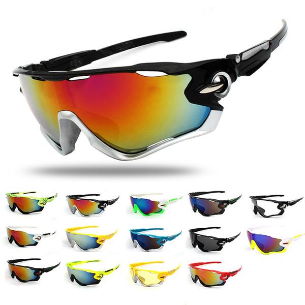 NEUE UV 400 Unisex Radfahren Sonnenbrillen Outdoor Sport MTB Bike Racing Brille Radfahren Brillen Angeln Brille Oculos De Ciclismo