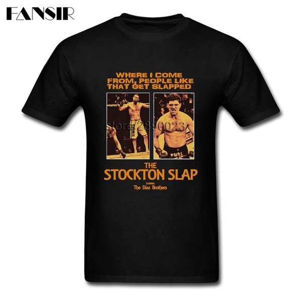Новинка Смешанная Martial Nate Diaz Футболка с коротким рукавом из хлопка на заказ Мужская футболка Camisetas Over Size