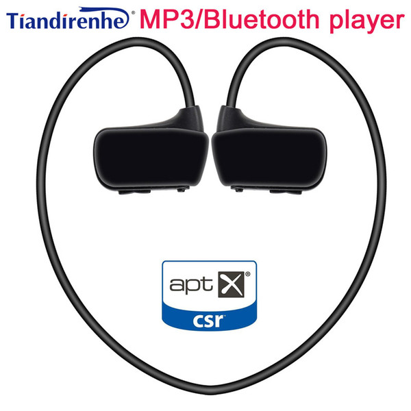APTX Mp3 Player 4GB 8GB 16GB Sports MP3 Bluetooth 5.0 hifi Music Player Walkman Earphone Headphone Running PK WS413 WS615
