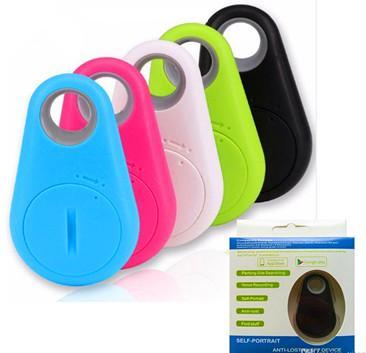 Bluetooth Anti-Perdió la Alarma Mascota Rastreador GPS Cámara Obturador Remoto Itag Alarma Autodisparador bluetooth 4.0 Para Iphone 6 7 8 X S8 S9 todos los teléfonos inteligentes