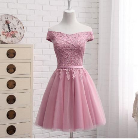 dusty pink short