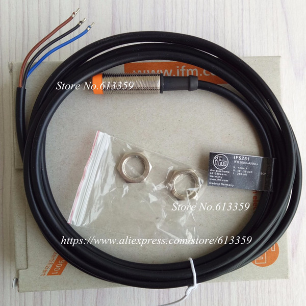 IF5251 IF5252 IF5254 IF5291 IF5576 Proximity Switch Inductive Sensor IFM New High Quality