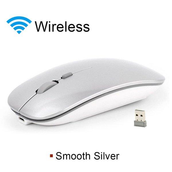 Gümüş Smooth 2.4GHz