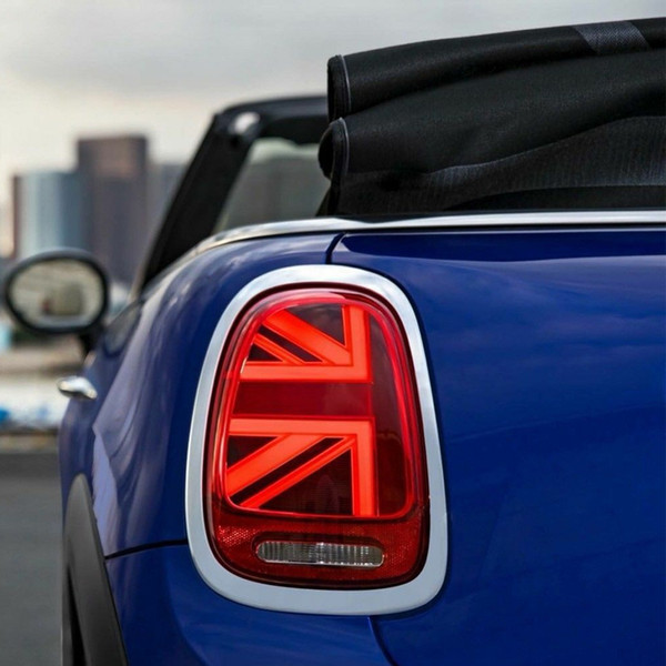 Mini Cooper Accessories 2013 >> 2019 Car Styling For Mini Cooper F55 F56 F57 Tail Lights 2013 Now For Mini Rear Light Drl Turn Signal Brake Reverse Led Lights Auto Accessories From