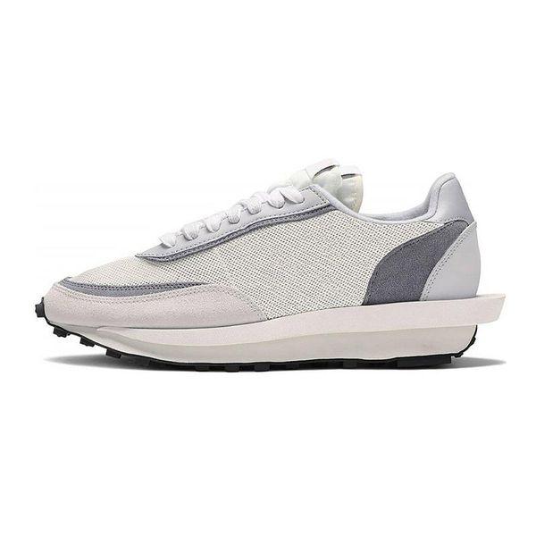 #15 White Grey