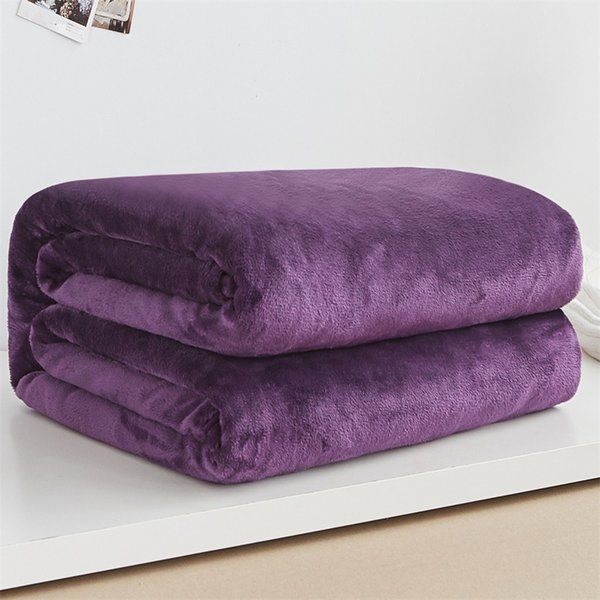 Bedroom Summer Thin Faux Fur Blanket Soft Coral Fleece Throws Sofa Cover Bedspread Flannel Blankets Double Bedsheet Quilt Picnic
