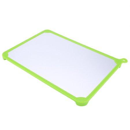 Hackblöcke Schnellgefrorenes Abtau-Tablett Board Defroster Pad für Fleisch Fisch Steak Huhn Rindfleisch Fischfutter Schnelles Auftauen ohne Strom