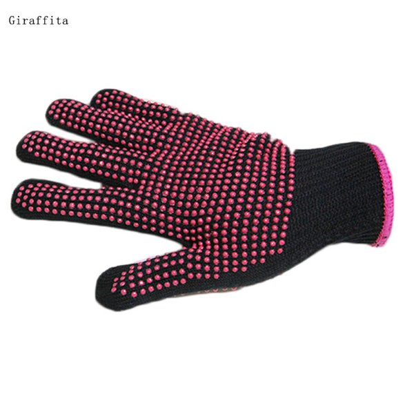 Safety Protecting Elastic Cuff Insulated High Temperature Gloves 1 Pcs Right Pvc Dot Plastic Reinforced Palms Working Gloves