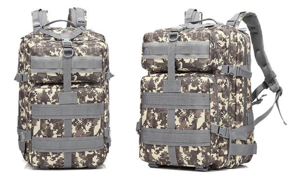 tactical backpack bag rucksack packs army treking picnic CS wargame Combined outdoor Rucksack Camping Hunting Tactics Equipment Knapsack