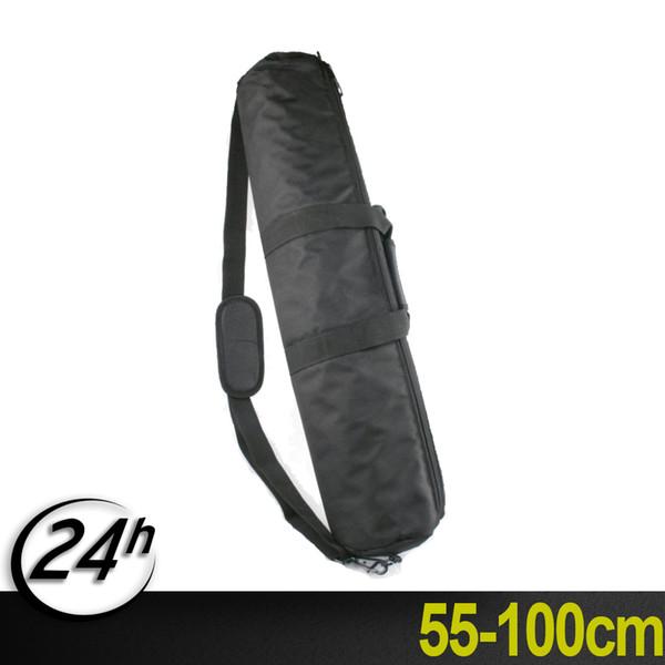 Black Tripod bag 100cm 80cm 75cm 70cm 65cm 60cm 55cm Padded Strap Camera Tripod Carry Bag Travel Case For Manfrotto Gitzo Velbon