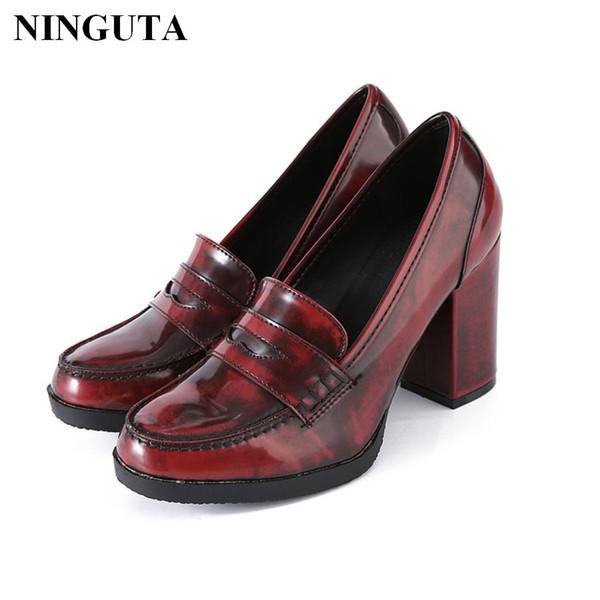 Designer Dress Shoes Quality high heels woman casual women high heel pumps