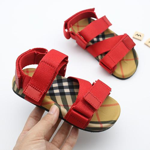 18a1ea0cd2daa Designer Summer Vintage Kids Shoes Girls Boys Sandals High Top Quality Baby  Girl Sneakers Toddler Beach Shoes For Children Sale Boys Black Tennis ...