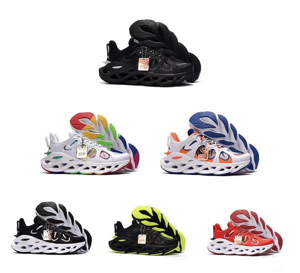 Mens West 451 Kanye 3 M Vulcão Wave Runner Designer sapatos Sapatilhas Esportivas Fluorescentes tênis Chaussures de curso hommes tamanho 40-45