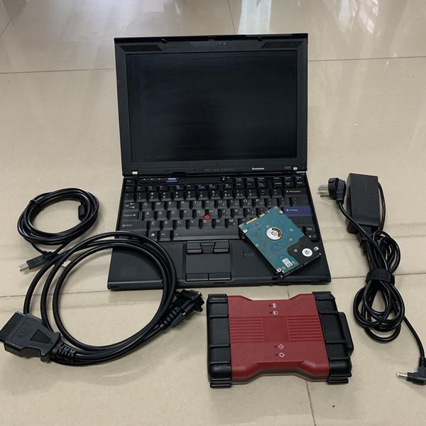 VCM2 with X201 320GB SSD
