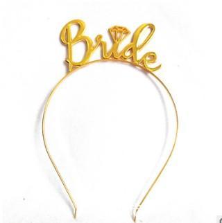 60pcs / lot DIY Ouro / Sliver / Rose liga NOIVA tiaras simples bandas de cabelo Crown para cabelo Ferramentas Acessórios HA674