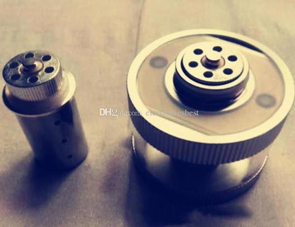 E Head Coils Replacement Atomizer Tank for Square E Head e-head e hose ehose mini shisha square cartridge refillable