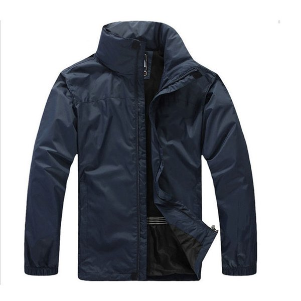 Men's Designer Jacket New Hot Sale Spring Autumn Men's Brand Windbreaker Zipper Waterproof Coats Men Fashion Hooded Jackets