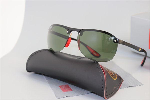 2019 Ray Sunglasses Vintage Pilot Brand Bans Sun Glasses Polarized Men  Women Ben Sunglasses RB4307 SCUDERIA FERRARI Dragon Sunglasses Vintage