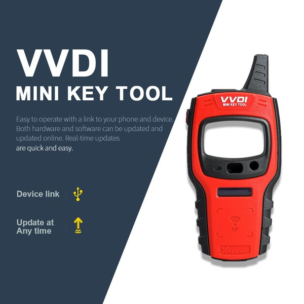 VVDI Mini Key Tool Xhorse Remote Key Programmer Support and Android VVDI Tool For for US EU Southeast Asia Car