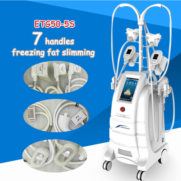 best selling 2019 new arrival Cryolipolysis slimming machine for cryo double chin treatment and body fat removal weight loss cool scuplting