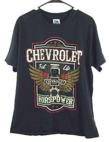 T-shirt GM Chevrolet Fast Life XL