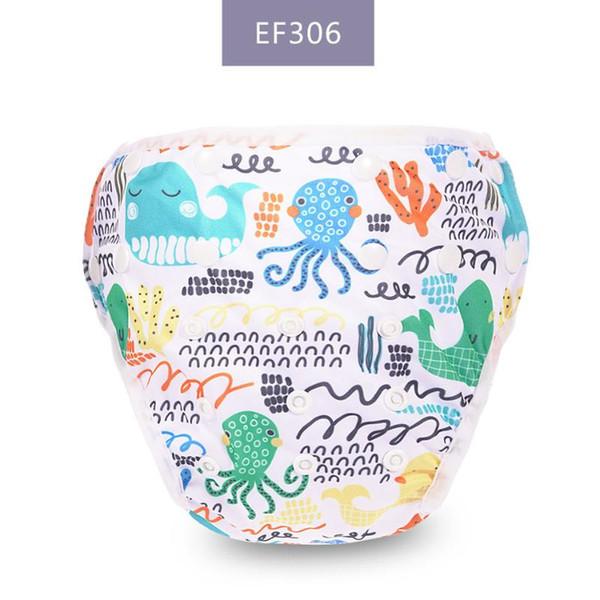 EF306-Swimming Pants