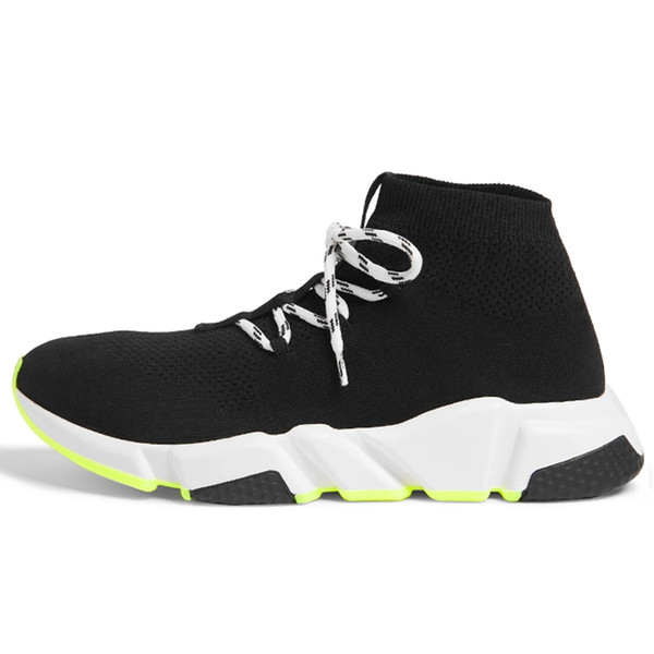# 9 Lace Up Giallo Sole 36-45
