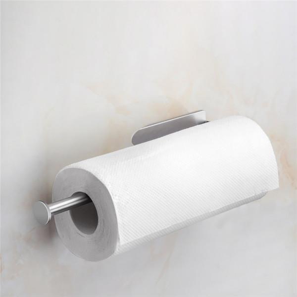 Vertikaler diversifizierter Papierhandtuchhalter Wandmontage Papierhalter Lagerregal Regal Küche Aufbewahrungsbereich Küche