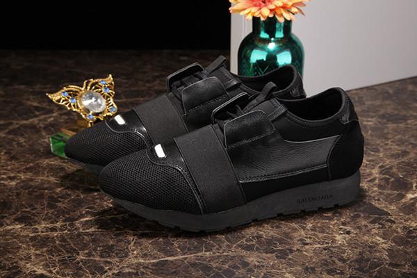 2019 мода роскошные отруби мужская и женская плоскодонная спортивная обувь черная замша красные леггинсы кроссовки