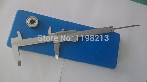 best selling New 0-150mm steel Vernier Calipers Measuring Length, Inside,Outside measurement,Depth,step measurement