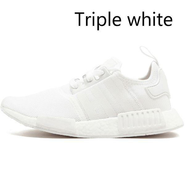 # 25 Triple blanc