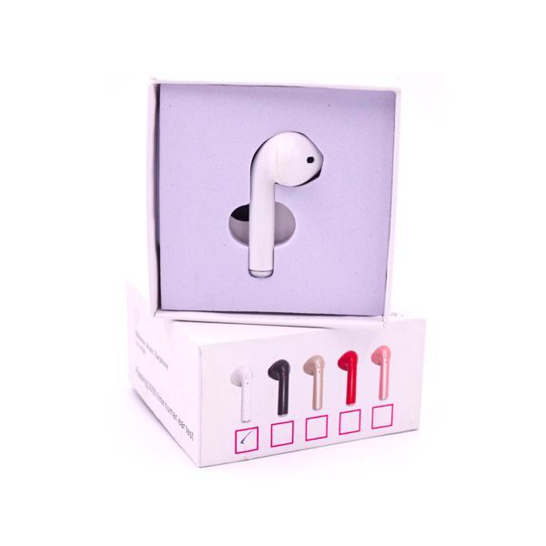Gêmeos do fone de ouvido bluetooth earbud sem fio com carregador dock estéreo v4.2 fone de ouvido para iphone x 8 s9 além de android