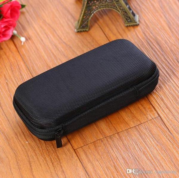 EVA Zipper Sac protection Shell Case Portable Protect Boîtier Pour Evod EGO Vape Pod Heat-non-Burn Kit pipe en verre Bong Outil 1