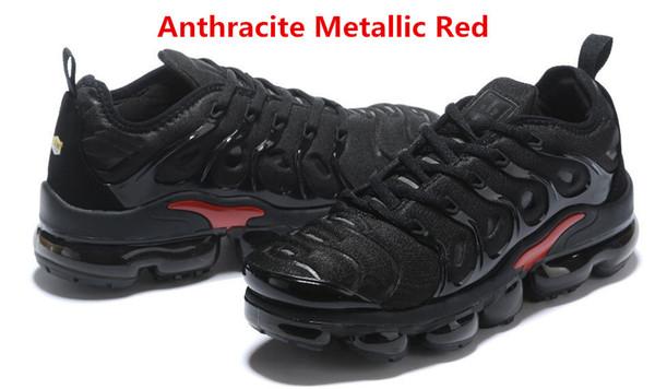 Anthracite Metallic Red
