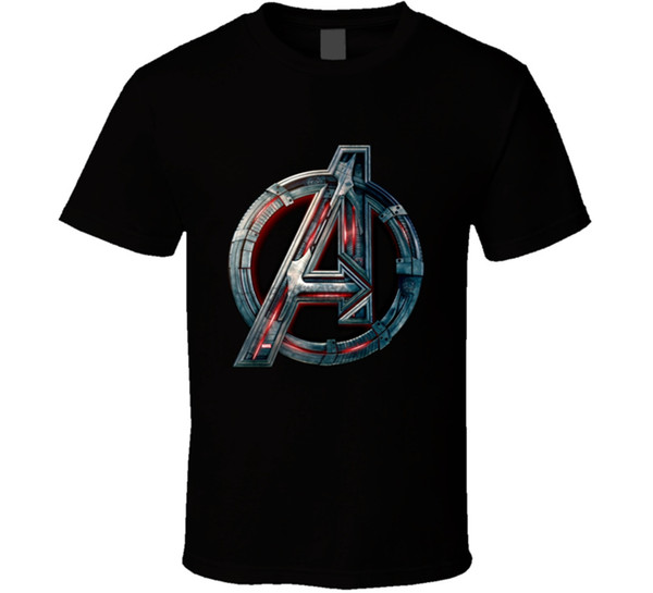 The Avengers Logo Action Sci-Fi Superhero T Shirt Tee Gift Nuevo de