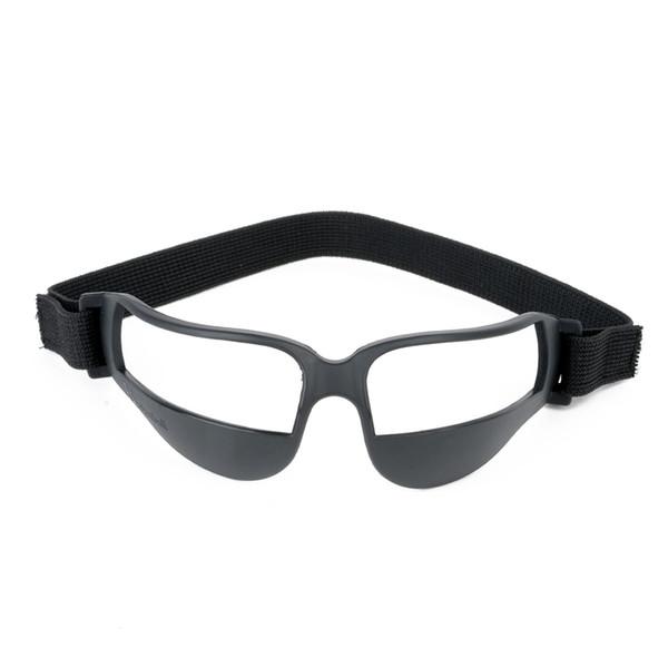 Entrainement sportif Basketball Lunettes de dribble Dribble Specs Goggles Sport Lunettes de vue Cadre Professionnel Basketball Training # 15223